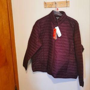 Light jacket size 3X bnwt